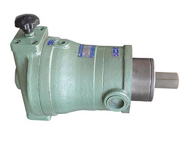 SCY14-1B手动变量泵