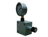 压力补偿变量泵节能原理